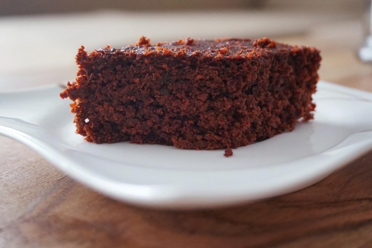 Italiensk sjokoladekake, lavkarbo, sjokoladekake med olivenolje, sunn sjokoladekake