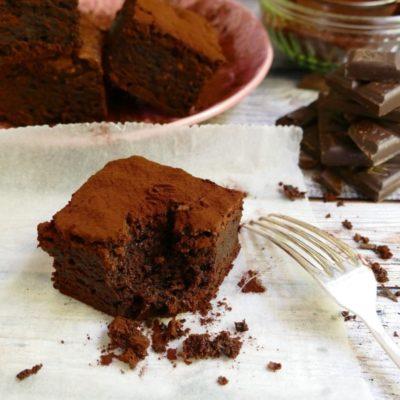 Italiensk Sjokoladekake